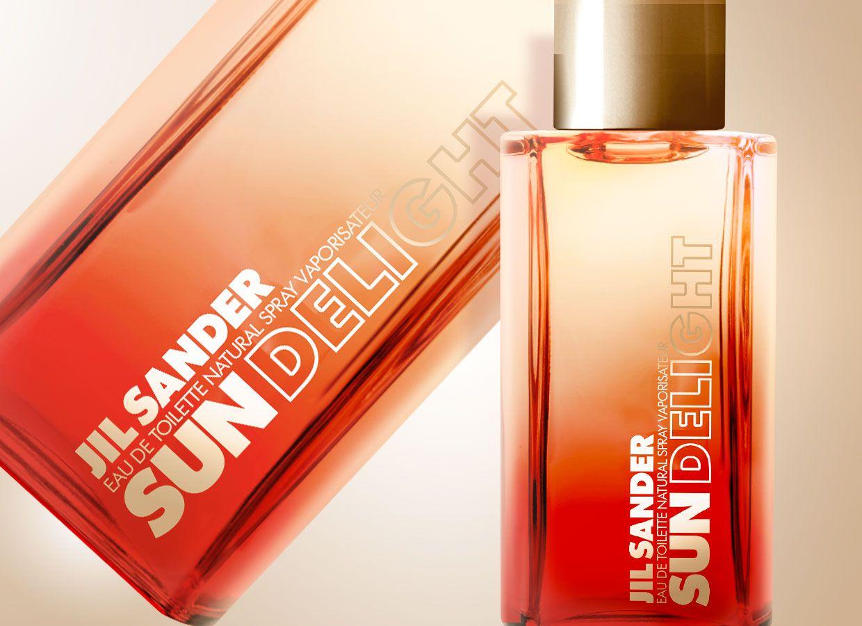 Woman Sun Delight Fragrance Jil Sander Perfume