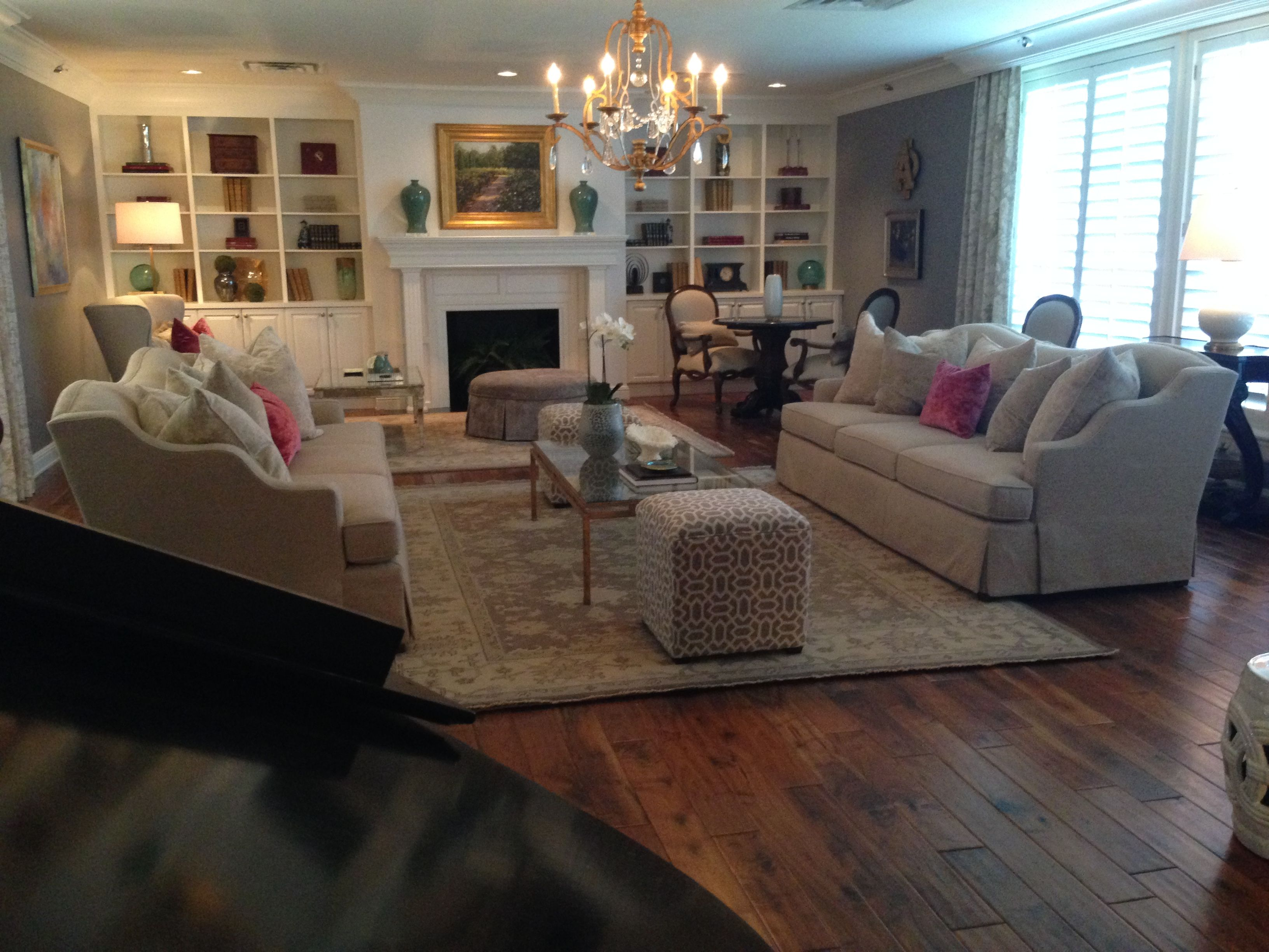 Charming Sorority House Design By Courtney Cutchall Cunningham. (Formal Living Room    University Of Oklahoma