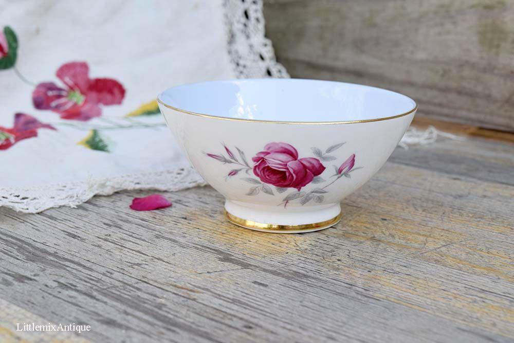 Vintage Royal Albert Bone China England Charmaine Etsy Bone China Tableware Royal Albert China