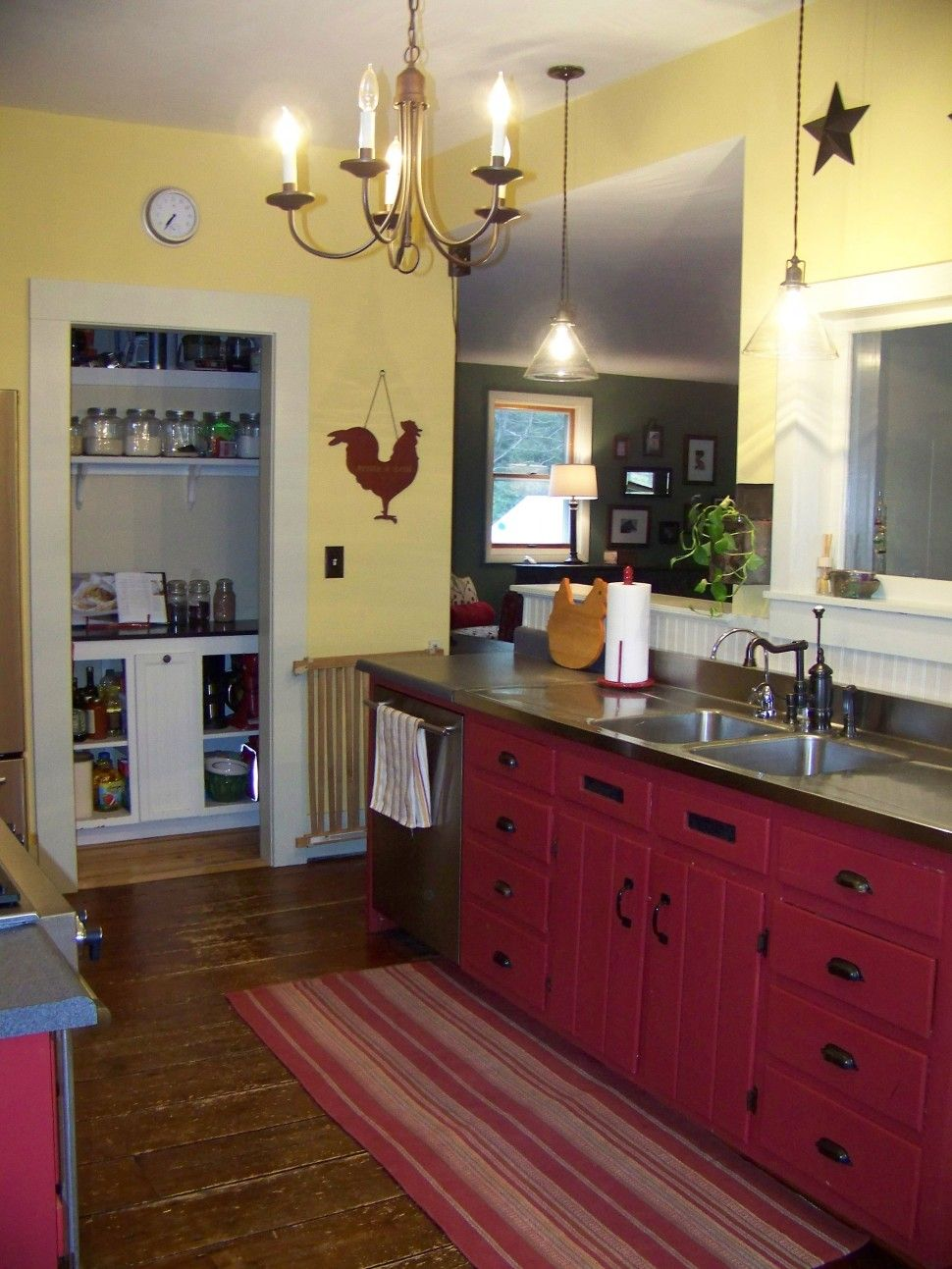 kitchen farmhouse kitchen decoration interior kitchen wall colors with red base cabinets color on farmhouse kitchen wall colors id=52899