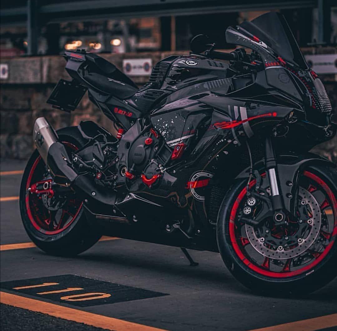 Beautiful R1 Black Yay Or Nay Sports Bikes Motorcycles Sport Bikes Motorcross Bike
