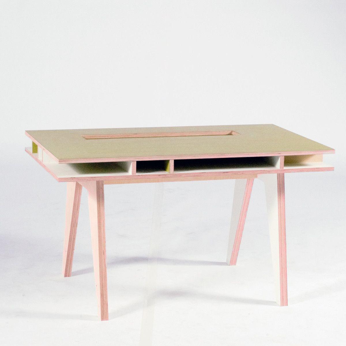Insekt Desk Kids Olive Green  by ARRé Design