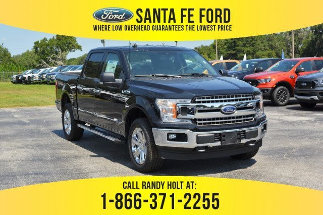 2019 Ford F 150 Xlt 4x4 Truck For Sale Gainesville Fl 396241