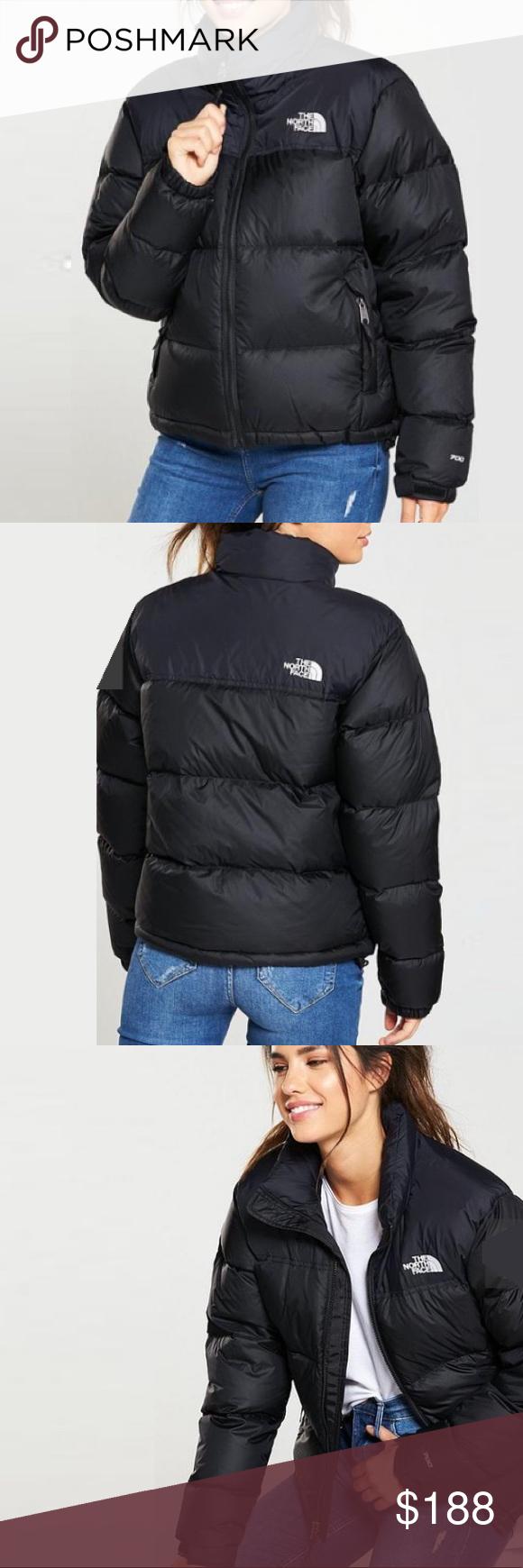 North Face 1996 Nuptse Retro Down 700 Jacket Coat Jackets Clothes Design The North Face [ 1740 x 580 Pixel ]