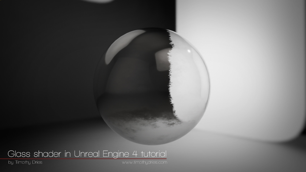 Artstation Glass Shaders An Unreal Engine 4 Tutorial Timothy Dries Unreal Engine Tutorial Types Of Reflection