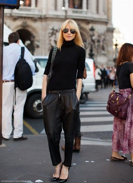 5 Ways to Tastefully Try the Jogger Pant Trend