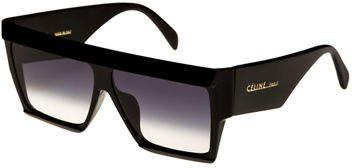 Celine Bold Angular Acetate Sunglasses   Sunglasses, Blue ...