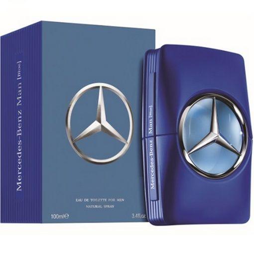 Mercedes benz man blue eau de toilette by mercedes benz for Mercedes benz perfume price