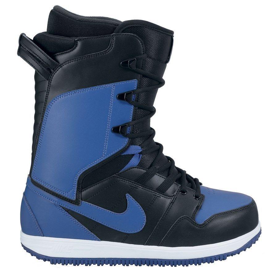 New Nike SB Men's Vapen Snowboard Boots Black Royal #Nike