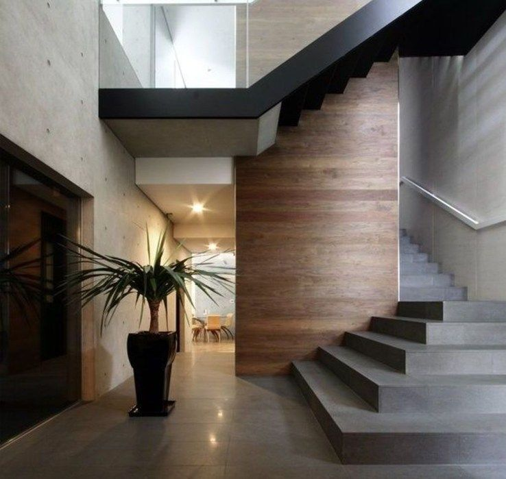Decorating A Staircase Ideas Inspiration: Inspiring Modern Staircase Design Ideas 29 In 2019