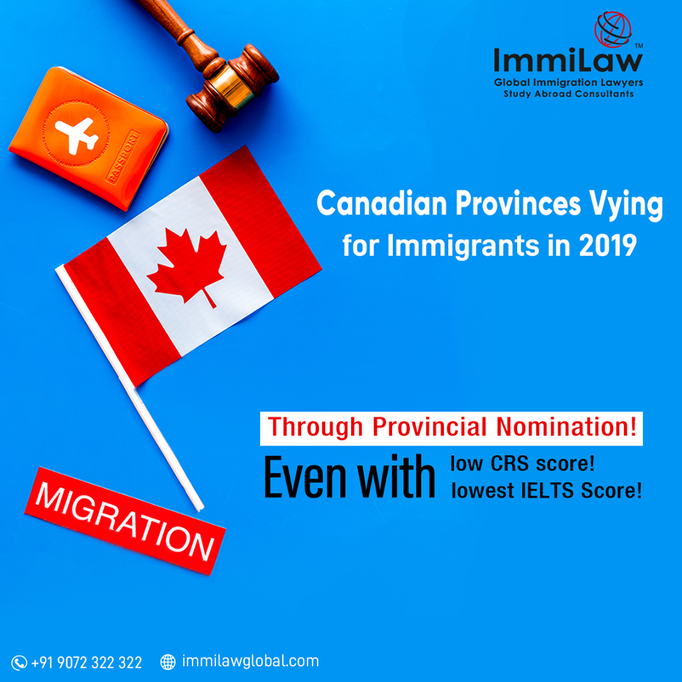 Even With Low Crs Score And Lowest Ielts Score You Can Fulfil Your Dream Of Immigrating To Canada Through Provincial Nominations Migrate To Canada Overs