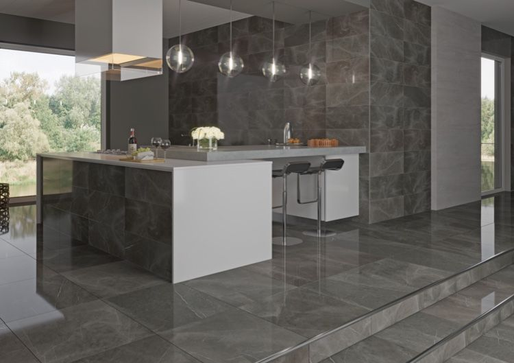 Where There S This Smoke There S Elegance Smokey Grey Marble