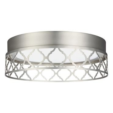 Amani arabesque ceiling light fixture feiss at lightology