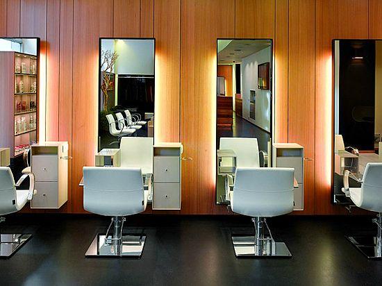 Interior Design Ideas : Petra Mechurova Hair Salon 7/11 | Salons ...
