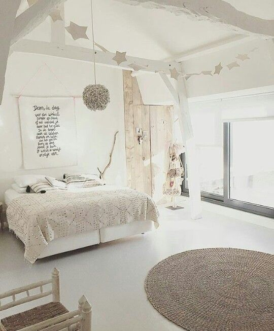 Chambre Bedroom Pinterest Thephotown Deco Chambre Cocooning