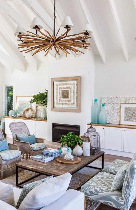 30 Eco Friendly Driftwood Furniture Ideas To Try Beach House