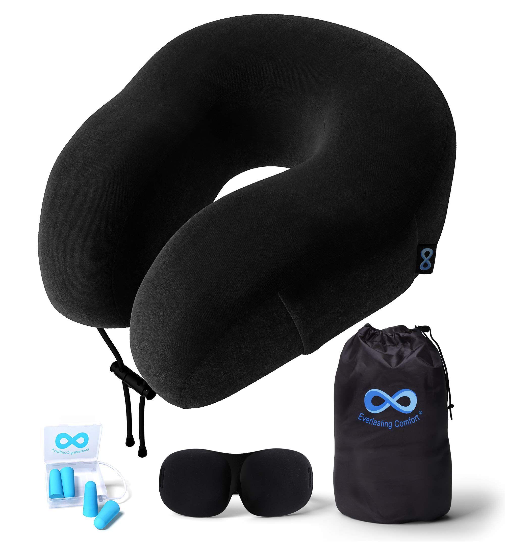 Everlasting Comfort Travel Pillow