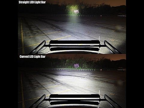 Off road led light bar review mictuning video show pinterest off road led light bar review aloadofball Gallery