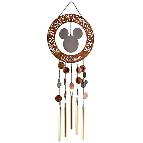 Mickey Mouse Wind Chime