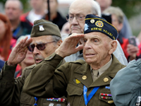 Veterans Join Tea Party to Defend Constitution at Home