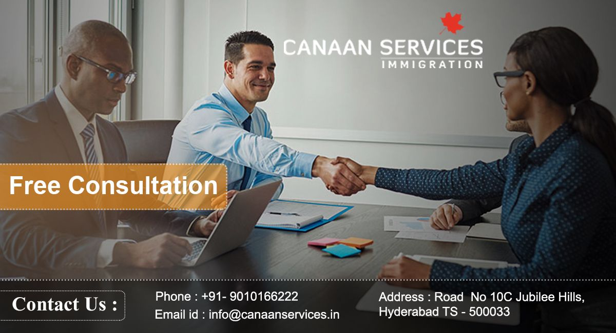 Canada Immigration Free Consultants In Hyderabad Canaan