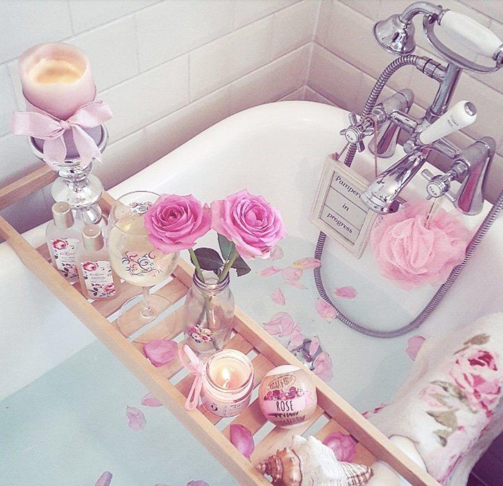 Carrelage Salle De Bain Dore ~ Princesse Pastel Ros Romantique Kawaii Pastel Home Pinterest