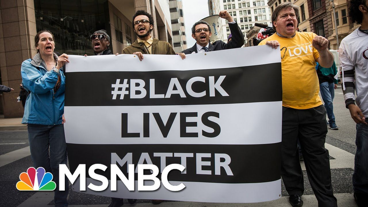 DNC Puts Spotlight On Black Lives | Rachel Maddow | MSNBC