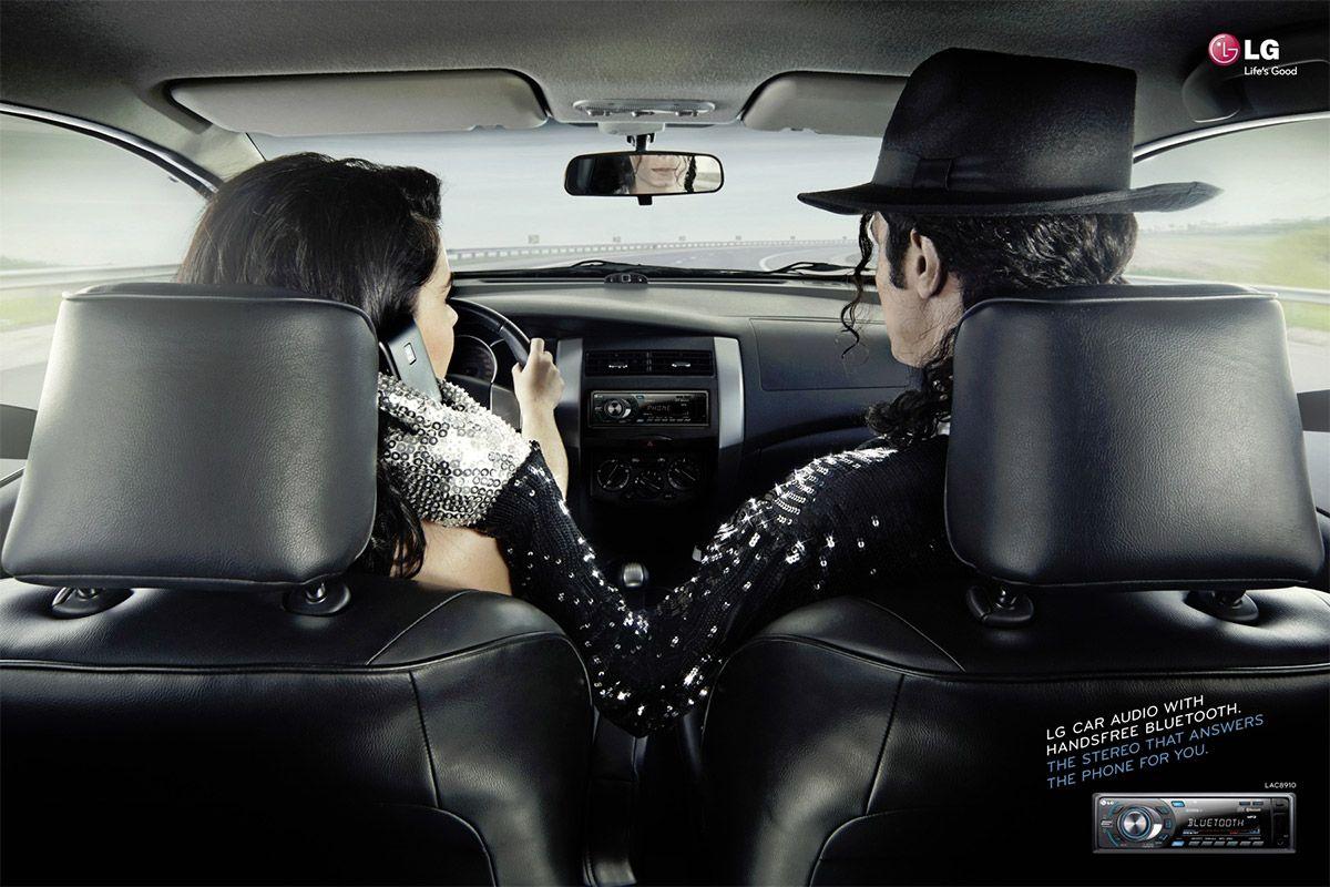 El estéreo que contesta el teléfono por vos * Mirá toda la campaña: http://9musas.net/el-estereo-que-contesta-el-telefono-por-vos/ #MichaelJackson #Música