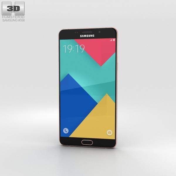Samsung Galaxy A9 (2016) Pink 3D Model ,#Galaxy#Samsung#Model#Pink