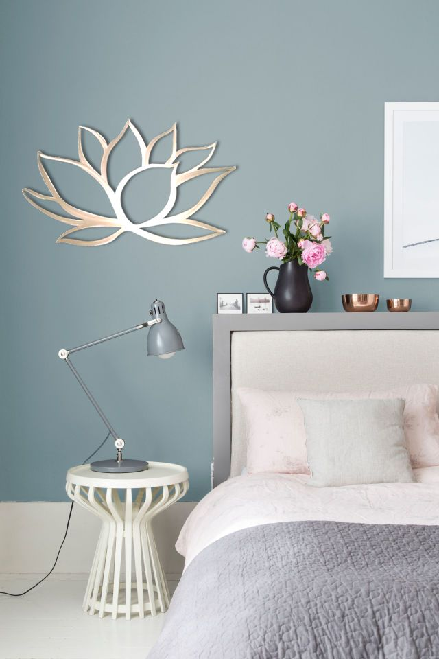 Super Lotus Flower Metal Wall Art 3D Finish Silver Decor Download Free Architecture Designs Itiscsunscenecom