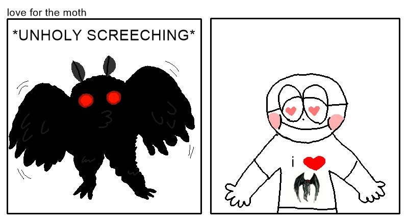 45+ Mothman comic info