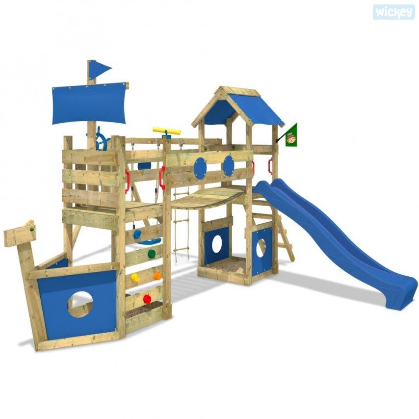 Spielturm Wickey StormFlyer mit Schaukel 625224_k | klettergerüst ...