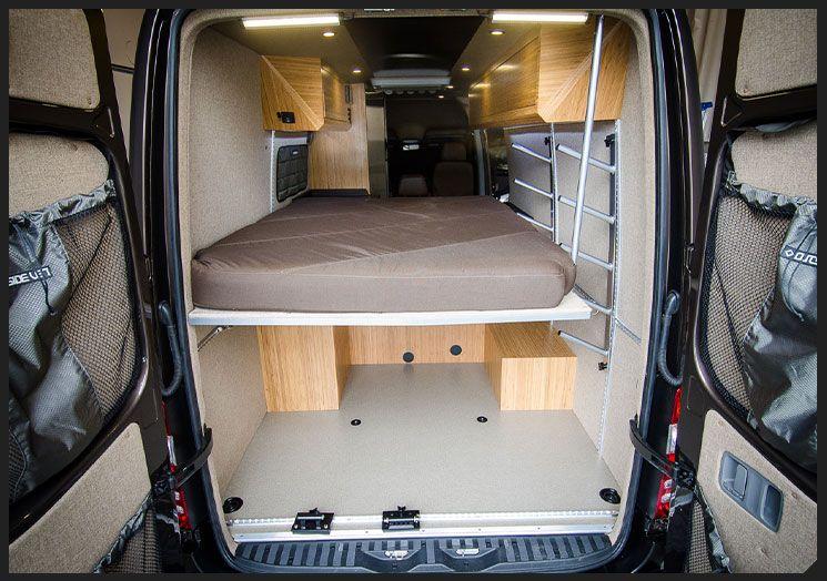 fff227e187 Van Dwelling · Busse · Custom Sprinter Sprinter Camper
