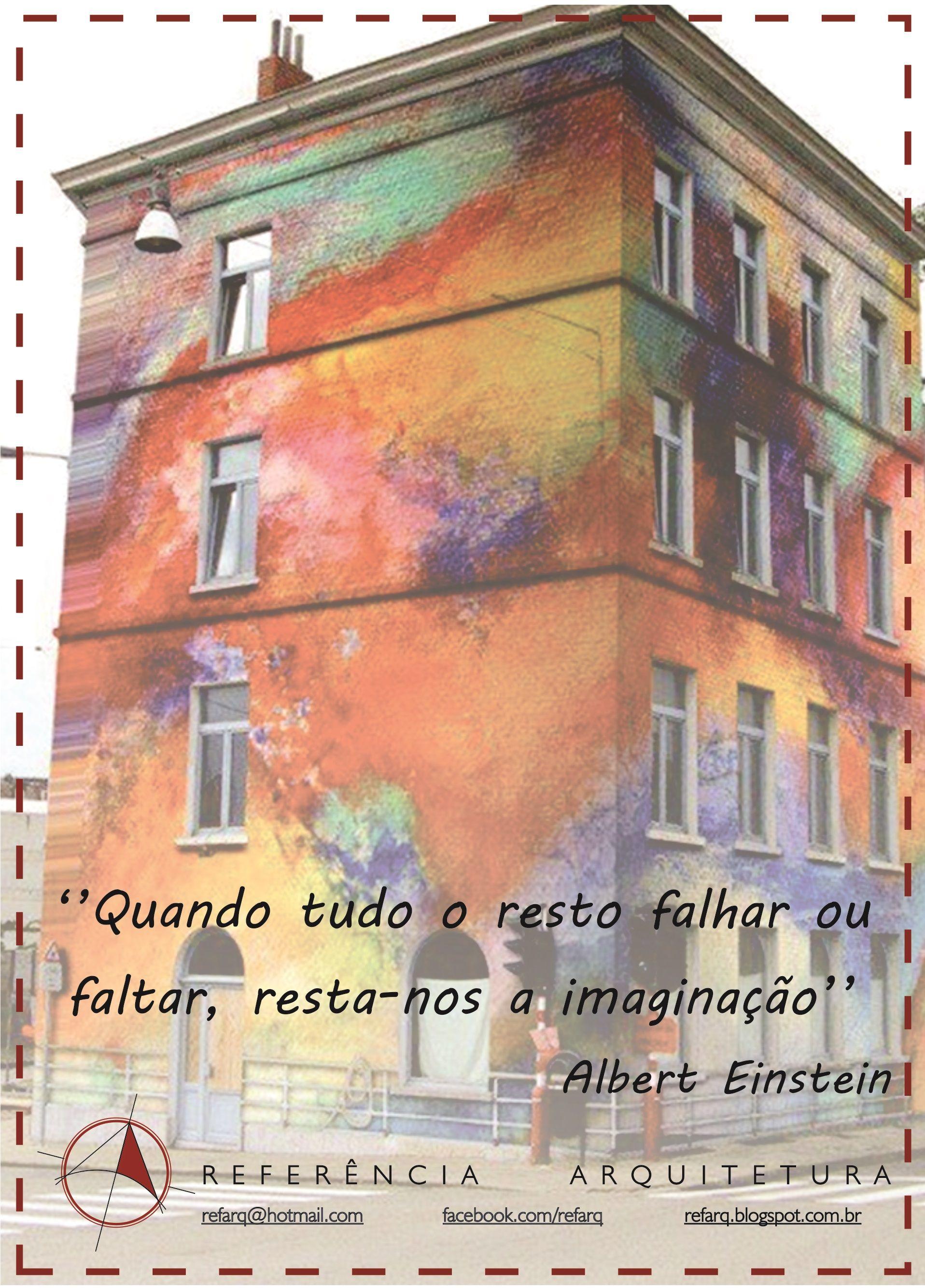 ''Quando tudo o resto falhar ou faltar, resta-nos a imaginação''