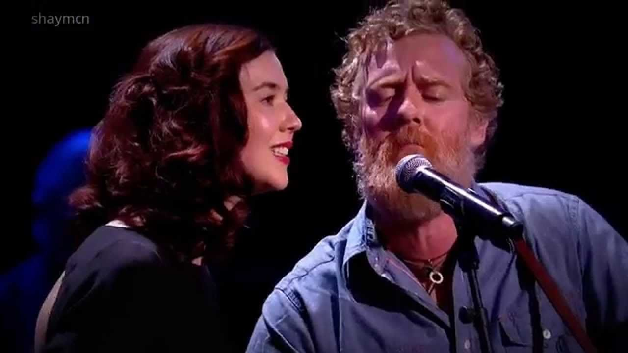 Glen Hansard and Lisa Hannigan live - Falling Slowly | Music ...