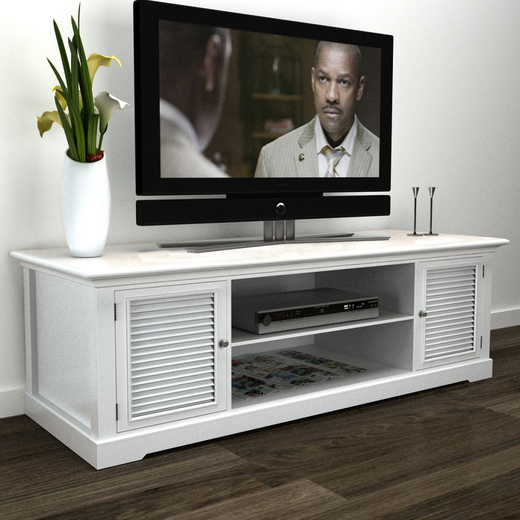White Wooden Tv Stand Wooden Tv Stands White Tv Stands Tv Stand Wood [ 1024 x 1024 Pixel ]