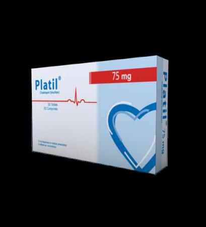 دواء بلاتيل Platil علاج تجلط الدم Personal Care Person