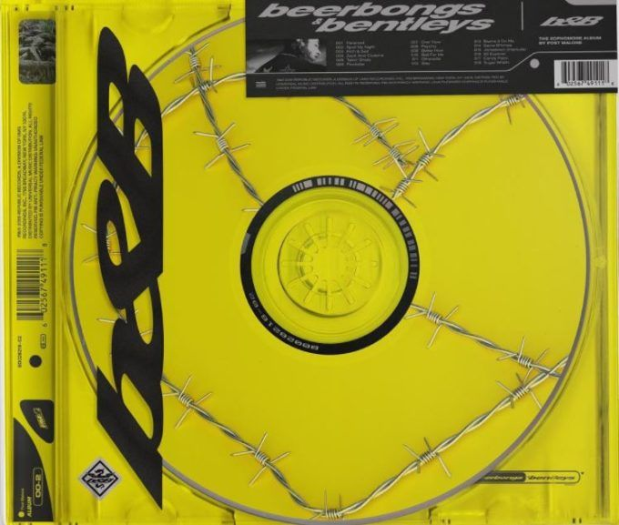 Stay Post Malone Guitar Chords: Post Malone Unveils Cover & Track List For 'Beerbongs