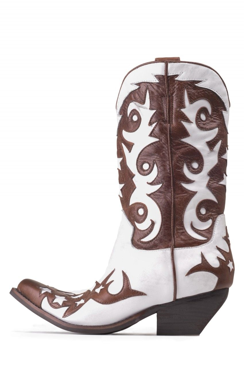 75856aeb0b8 Jeffrey Campbell Shoes DOLLYLAND New Arrivals in Coffee White