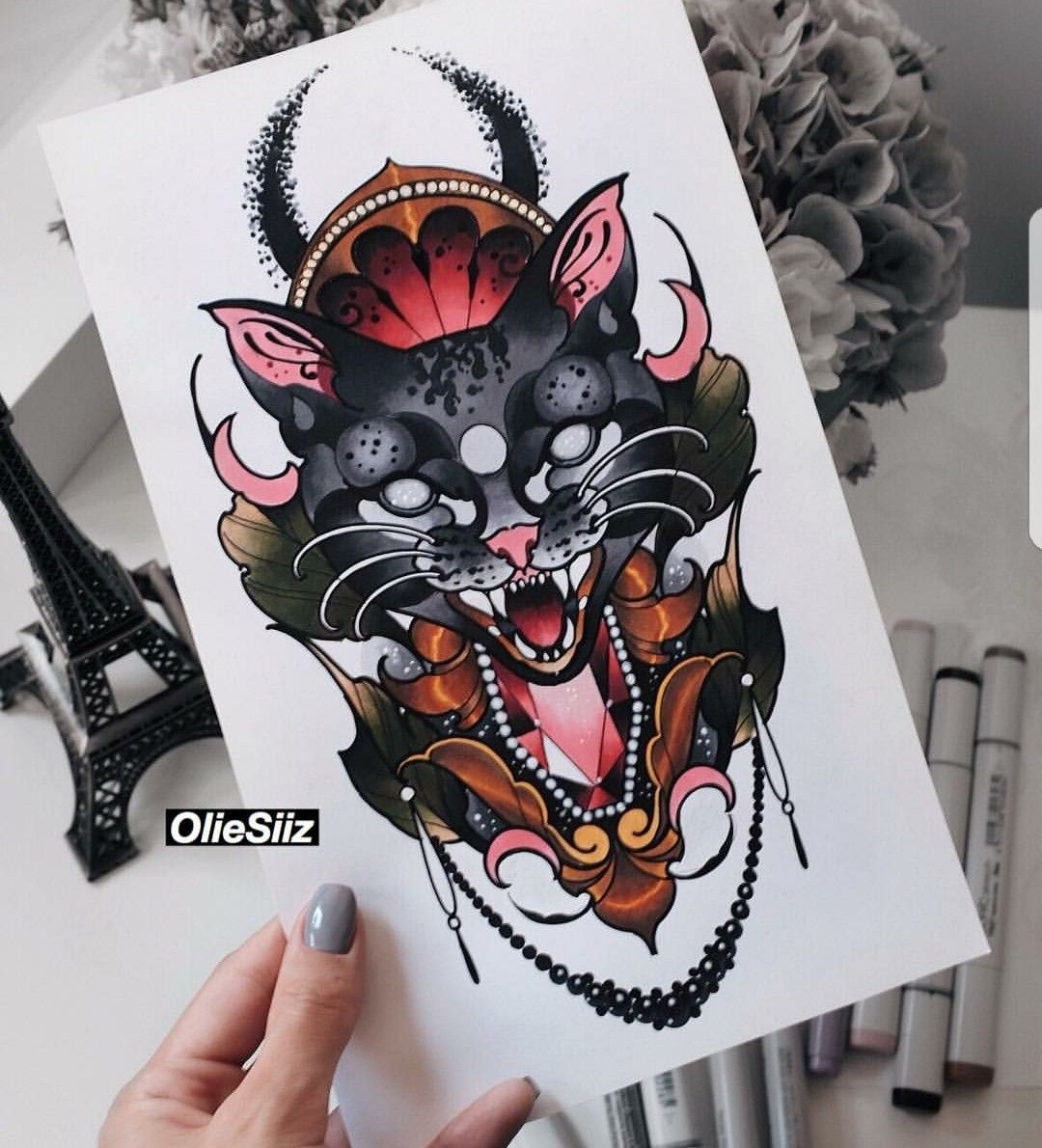 Pin De Leon Walter En Neotradicional Pinterest Tattoos