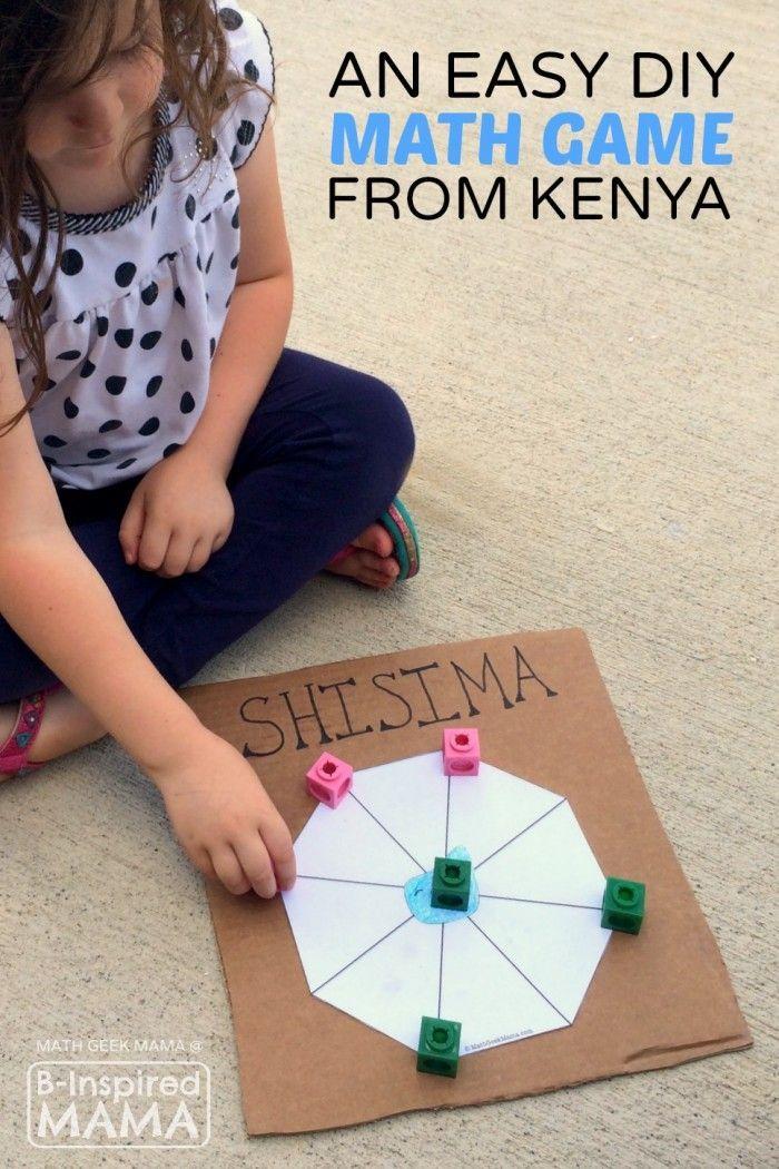 math worksheet : shisima  a cool math game from kenya  kenya math and gaming : Cool Math Games For Kindergarten