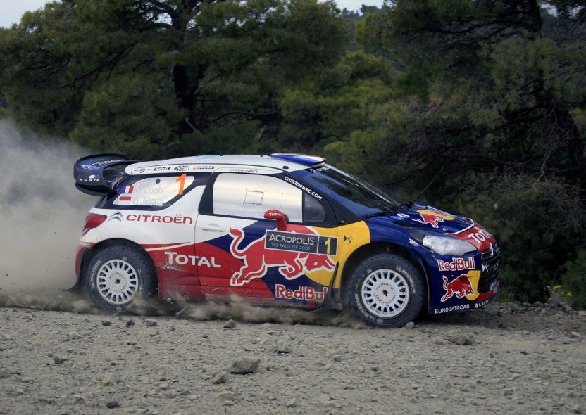 Acropolis Rally. \'Acropolis Rally is one of the toughest on the ...