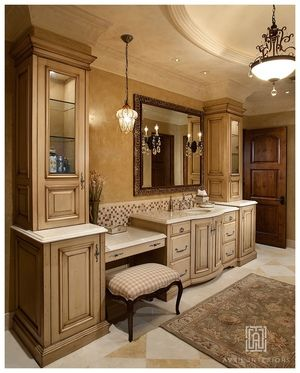 Aronowitz Master Bath 2Web  Decormania  Pinterest  Bath Fair Bathroom Cabinets Design Inspiration Design