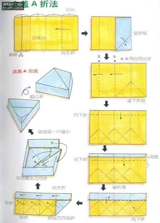 Cajas - liruorigami - Álbuns da web do Picasa