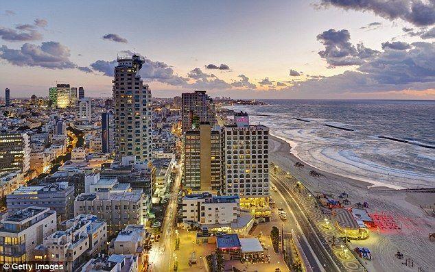 Tel Aviv #Israel