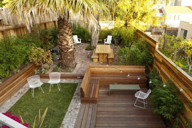 Amenagement Jardin En Ville Moderne 19 Idees Splendides