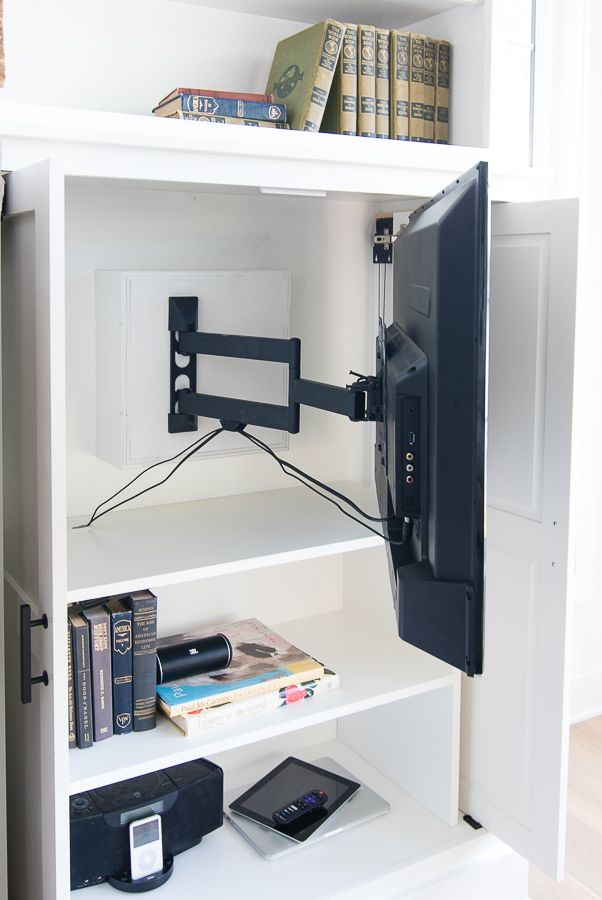 hidden interesting cabinet surripui net ideas images tv hideaway