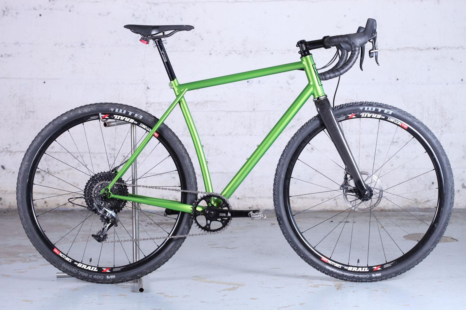 Le Victoire Versus V2 De Remi Velo Gravel Bike Artisanal Sur