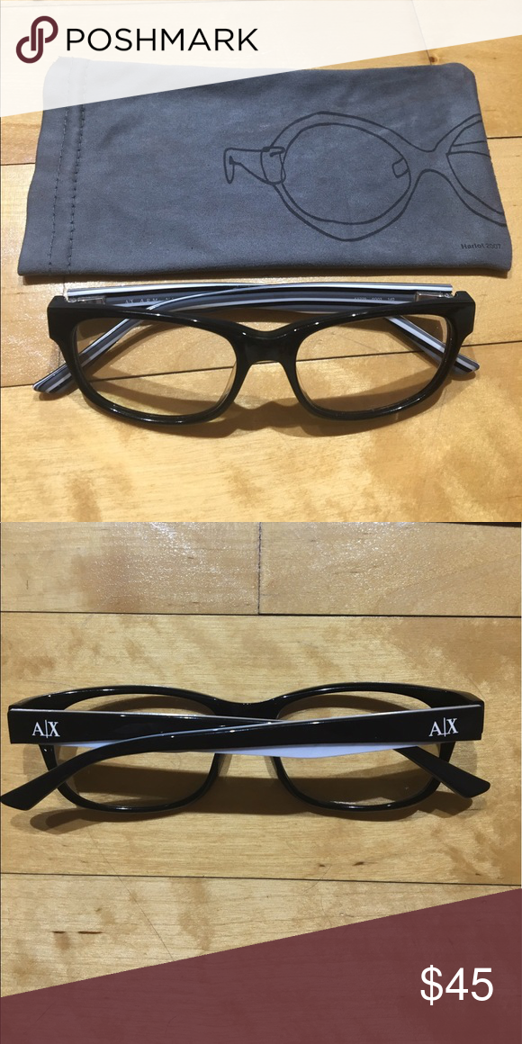 cb7ca91af8c6 Authentic Armani Exchange Eyeglass Frame Womens eyeglasses in perfect  condition from Armani Exchange A X Armani Exchange Accessories Glasses