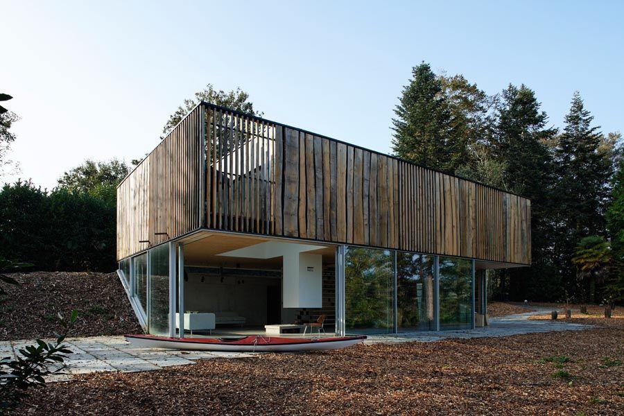 lode architecture maison D  bretagne Architectural Cladding - qu est ce qu une maison bioclimatique